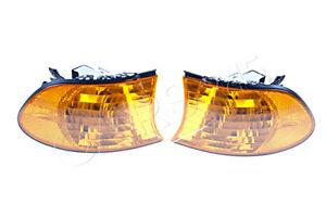 Genuine BMW Corner Lights Turn Signal Left + Right E38 63138379107