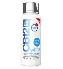 Cb12 Blanc bain de Bouche 250ml x Pack 6