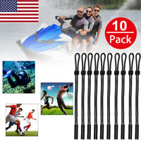 10PCS Sport Sunglass Neck Strap Eyeglass Band Read Glasses Cord Lanyard Holder