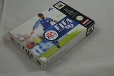 Fifa 99 N64 Spiel CIB (sehr gut) #2636