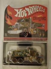 2019 Hot Wheels RLC Exclusive Steam Punk Truck # 5460/6000