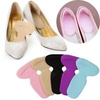 High Heel Liner Grip Cushion Shoe Insole Pad Silicone Gel Protector Foot Care fs