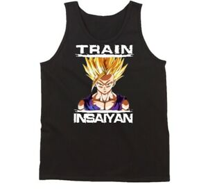 Train Insyaian  Tanktop