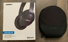 BOSE SoundLink Around Ear Wireless Headphones II - Box, Papers, Case Only