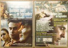 DVD QUELQUES JOURS EN SEPTEMBRE 2006 neuf John Tuturro Juliette Binoche