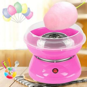 Cotton Candy Floss Machine Maker Kids Party Carnival Professional Home Sugar UK