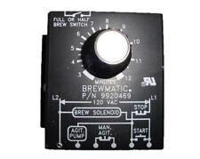 Brewmatic Full/Half Timer Relay 9920469