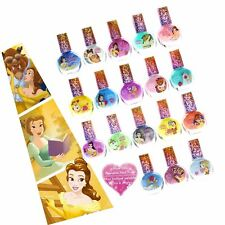 Beauty and the Beast Disney Princess Sparkly Peel-Off Nail Polish 18 pieces