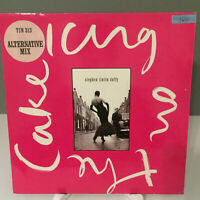 "Stephen Duffy ‎– Icing On The Cake (Remix) RARE 1985 UK Vinyl 12"" Mint  UNPLAYED"