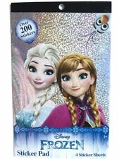 200+ Stickers Disney Frozen Elsa Anna Reward Party Favor NEW