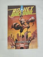Rocket Raccoon A Chasing Tale Hardcover HC Marvel NEW SEALED Collects 1-6