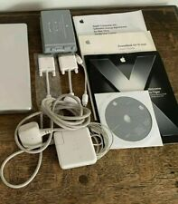 "Apple PowerBook G4 15"" Laptop (2005) 1.5GB RAM, 5,8 Revision"