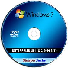 Windows 7 Enterprise 32/64-bit Installieren/Reinstall/Wiederherstellen/
