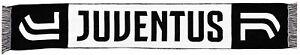 SCIARPA Originale JUVENTUS Nuovo Logo JJ Ufficiale 140cm JACQUARD Official Scarf