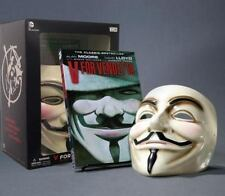 V for Vendetta Deluxe Collector Set [With Mask] (Mixed Media Product)