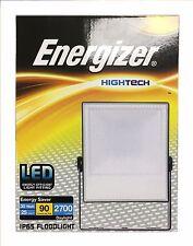3 x Energizer 30w LED IP65 al aire libre seguridad reflector ahorro de energía luz del día