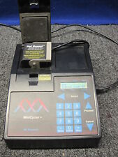 MJ Research PTC-150 MiniCycler 25 Well Thermal Cycler Hot Bonnet HBA-1525 -Works