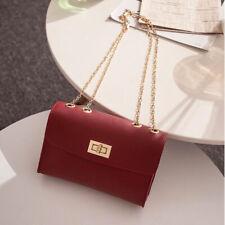 Small Chain Shoulder Bag for Women Messenger Bag Lady Handbag Female Crossbody