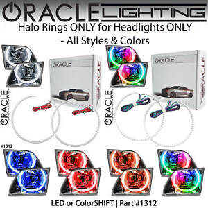 ORACLE Halo Rings Kit for Headlights for 97-04 Ford F150 Lightning *All Colors