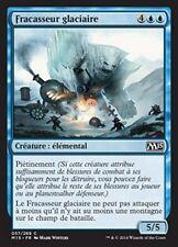 MTG Magic M15 - (4x) Glacial Crasher/Fracasseur glaciaire, French/VF