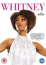 WHITNEY di Angela Bassett con Yaya DaCosta DVD in Inglese NEW .cp