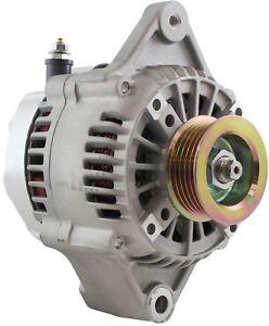 New Alternator for Toyota Forklift 1DZ 2Z 13Z w 4Y Engine 102211-5860 60 Amp