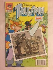 Disney's Tale Spin comic Book 1991 #2  (Combines Shipping)
