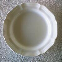 "Mikasa French Countryside 8"" Salad Plates - Set of 4 White"