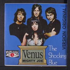 SHOCKING BLUE: Venus / Mighty Joe 45 (Spain, reissue, PS) Rock & Pop
