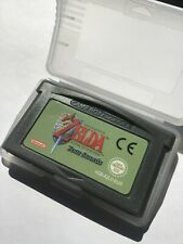 The legend of zelda a link to the past GBA eur version multilanguage