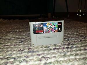 Pop 'n Twin Bee Super Nintendo SNES Cartridge PAL