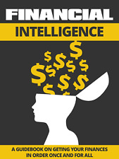Financial Intelligence + PDF Ebook + Resell rights