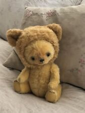 Ooak Brand New Mohair Teddy Bear