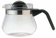 Melitta Coffee Glass Pot Cafeleena 500 4 Cups from Japan