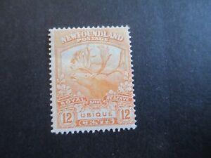 Newfoundland Canada #123 Mint Hinged WDWPhilatelic (B2C4)