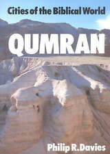 VINTAGE 1982 Paperback Qumran (Cities of the Biblical World) Davies, Philip R. 0