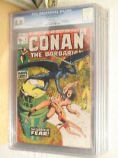 conan the barbarian 9 cgc 8.0