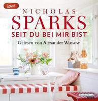 ALEXANDER WUSSOW - SEIT DU BEI MIR BIST (SA) NICHOLAS SPARKS  MP3 CD NEW