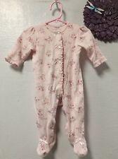 a80fcd124 Little Me Girls  100% Cotton One-Piece Sleepwear (Newborn-5T)