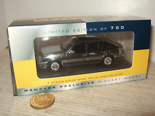 V. Ltd Vanguards LCC 20 VA09807 Chrome Plated Vauxhall Cavalier in 1:43 scale.
