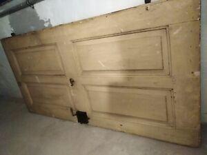 Antike Alte Holztür /Aussentür