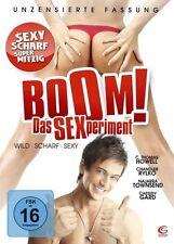 C. Thomas Howell - BOOM! - Das Sexperiment (Unzensierte Fassung) (OVP)