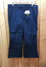 """NEW NWT Ana Jeans Womens 12p Dark Wash Boot Cut Pants Are Hemmed To 26"""" Inseam"""