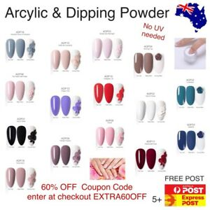 Acrylic & Dipping Powder 10ml BORN PRETTY SNS Like NO UV Manicure French Help