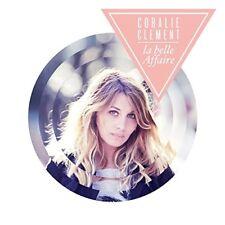 CORALIE CLEMENT - LA BELLE AFFAIRE  CD NEU