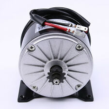 350W 36V DC Electric Brush Start Motor For Scooter Go kart Mini Bike ATV MY1016