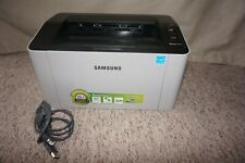 Samsung Xpress SL-M2022 M2022 A4 Compact USB Mono Printer Black and white