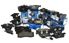 Mercedes-Benz E500 Hella-PAGID Front Disc Brake Pad Set 355007471 005420022041