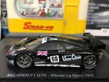McLaren F1 GTR  (Lehto)