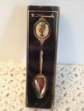 Hummel Collectors Spoon 3rd Edition 1988 ARS Silver West Germany *